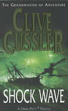 Shock Wave by Clive Cussler (Paperback) New Book