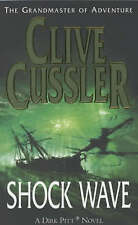 Clive Cussler Paperback Fiction Books in English