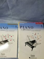11 Faber  Piano Lesson Books