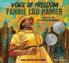 Voice of Freedom - Fannie Lou Hamer : The Spirit of the Civil Rights Movement...
