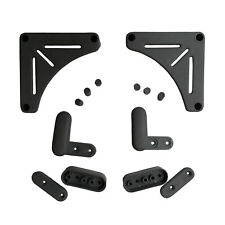 TABLE STORAGE HOLDING BRACKET KIT GREY - CAMPERVAN/CARAVAN/MOTORHOME/VW T5