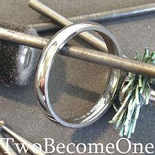 Wedding Band White Gold 18 Carat Fine Rings