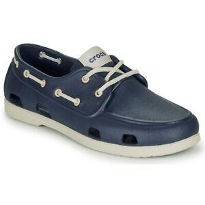 Crocs Classic Boat Shoe Navy
