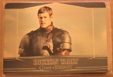 GAME OF THRONES - SEASON 7: VALYRIAN STEEL GOLD EXPANSION CARD: #108 DICKON