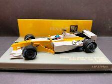 Minichamps - Jenson Button - Renault - B201 - 1:43 - 2002 - Barcelona Test