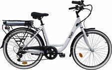 Vivo Bike Bicicletta Elettrica E-Bike Pieghevole 250W Bianco VC26G Vivo City