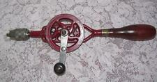 Vintage Hand Drill Millers Falls Pat'd 1896