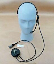 New Usgi Thales Mbitr Electrical Headset 1600551 2 6 Pin Nsn 5965 01 511 2578