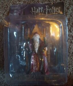 Harry Potter Albus Dumbledore Miniature Figure Rare Eaglemoss statue
