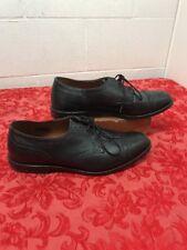 Allen Edmonds Ostendo Black Wingtip Oxford Mens Dress Shoes size 11 D