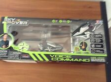 BRAND NEW  Sky Rover Voice Command Heli Vehicle Helicopter Remote Control