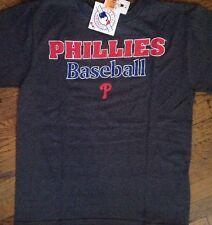 NWT  Philadelphia Phillies Baseball Boys T Shirt Med