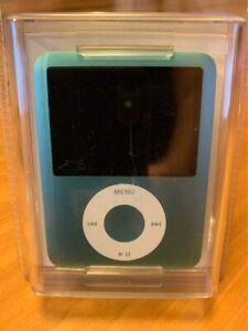 Factory Sealed Apple iPod Nano (8GB) Blue
