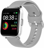 Premium SmartWatch CS201 Bluetooth Fitness Uhr Pulsmesser iPhone Samsung Handy