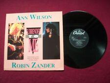 "ANN WILSON & ROBIN ZANDER - Surrender To Me - 1988 UK 12"" Vinyl Single M-/EX"