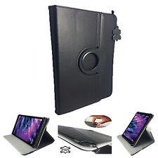 "CASE in Pelle per Acer Iconia Tab a500 GUSCIO ASTUCCIO PELLE NERO 10.1"" 360"
