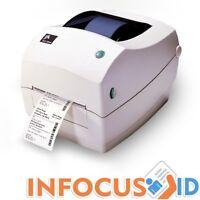 Refurbished Zebra TLP 2844 B Grade Thermal Transfer Barcode/Label Printer