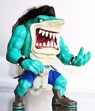 "Vintage 1995, Street Sharks ROXX Action Figure Street Wise Designs 6"""
