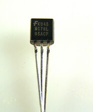 Fairchild MC78L05ACP Regolatore di tensione lineare 0.1A TO92 OM0008D