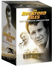 The Rockford Files Complete Series Season 1-6 Plus Movie Collection Volume 1 & 2