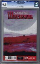 Savage Wolverine (2013 Series) #9 CGC 9.8