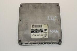 TOYOTA PREVIA 2.0 D-4D Engine Control Unit 89661-28850 / 175800-5103