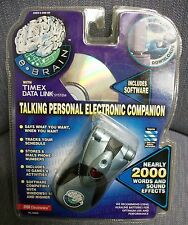 E-BRAIN TIMEX DATA LINK SYSTEM TALKING PERSONAL ELECTRONIC COMPANION TOY EBRAIN