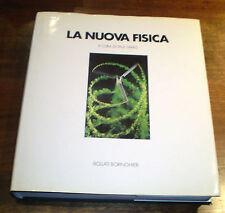 LA NUOVA FISICA Davies Scientifici 1°ediz. BOLLATI BORINGHIERI 1992