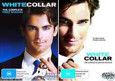 White Collar Seasons 1 & 2 : NEW DVD