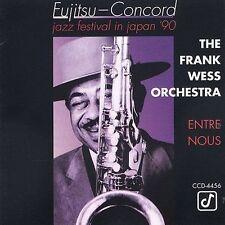 1 CENT CD Entre Nous - Frank Wess Orchestra