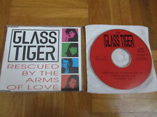 GLASS TIGER Rescued 1990 HOLLAND CD single