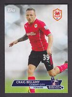 Topps Premier Gold 2013 - Base # 14 Craig Bellamy - Cardiff