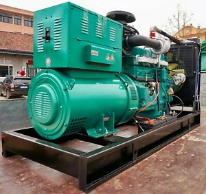 150KW/185kVA Genset 150KW Diesel Generator Set With Engine For Hotel/Hospital