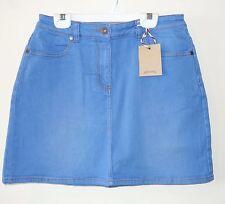 New ~ Boden Johnnie B ~ Denim Skirt ~ Girl's 13-14 yr.