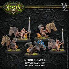 Hordes Grymkin Neigh Slayers Unit - PIP 76018 - NEW IN BOX - Free Shipping