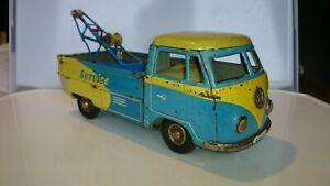"""Uralter """" TIPP-CO VW TYP 1 SERVICE WAGEN """" MADE IN WESTERN GERMANY,50er/60er!!!"""