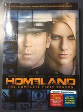 Homeland: Season 1 (DVD, 2012, 4-Disc Set)