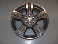 "Single Used Factory 2016 Chevy Colorado 5 Spoke Aluminum Alloy 18"" Wheel Rim"