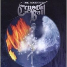 CRYSTAL BALL - IN THE BEGINNING (RE-RELEASE) CD NEW+