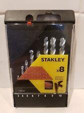Stanley Masonry Drill Bit Set