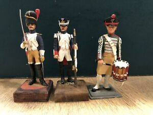 Stadden Or Similar: French Troops Of The Napoleonic Wars. 70mm Metal Models