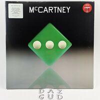 PAUL McCARTNEY III 3 Target Exclusive GREEN VINYL LP Limited Edition IN HAND NEW