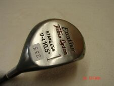 *Excalibur Techno System 17-4 10.5*  #1 Driver Right Handed Women's         #233