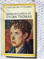 Dylan Thomas Selected Letters 1st HB Ed in DW