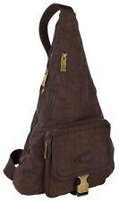 Camel Active Journey Cross Bag bandolera bolso Brown marrón