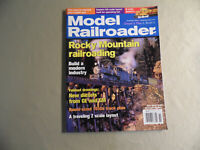 Model Railroader Magazine / December 2004 / Free Domestic Shipping