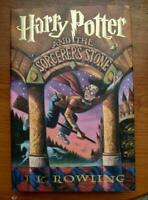 Harry Potter And The Sorcerer's Stone J.K. Rowling-Hardcover (Brand New)