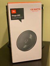 """JBL Stage 602 6.5"""" 2-Way 135 Watts Car Audio Coaxial Speaker 6-1/2"""" 135W"""