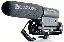 Nowsonic Kamikaze Kamera-Richtmikrofon für Video, Film, Kamera, TV - NEU