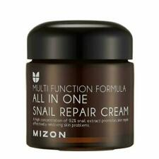 Mizon All In One Snail Repair Cream, Day and Night Face Moisturizer 4.05oz